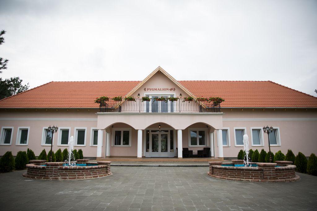 Pygmalion főépület
