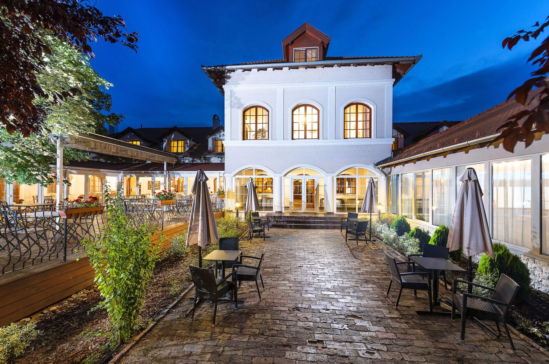 Bodrogi Kúria Egyszer volt... Étterem
