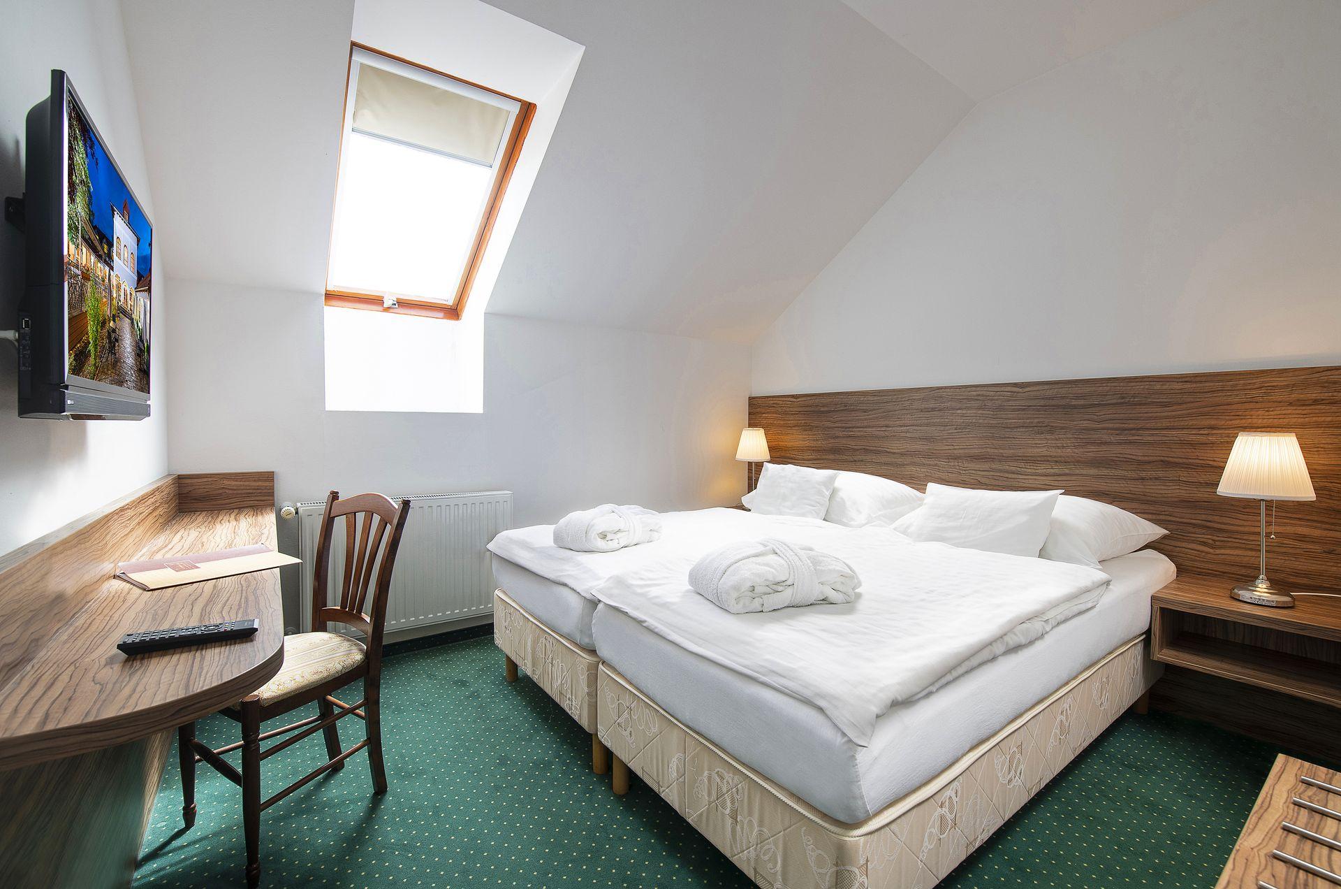 Apartman hálószoba