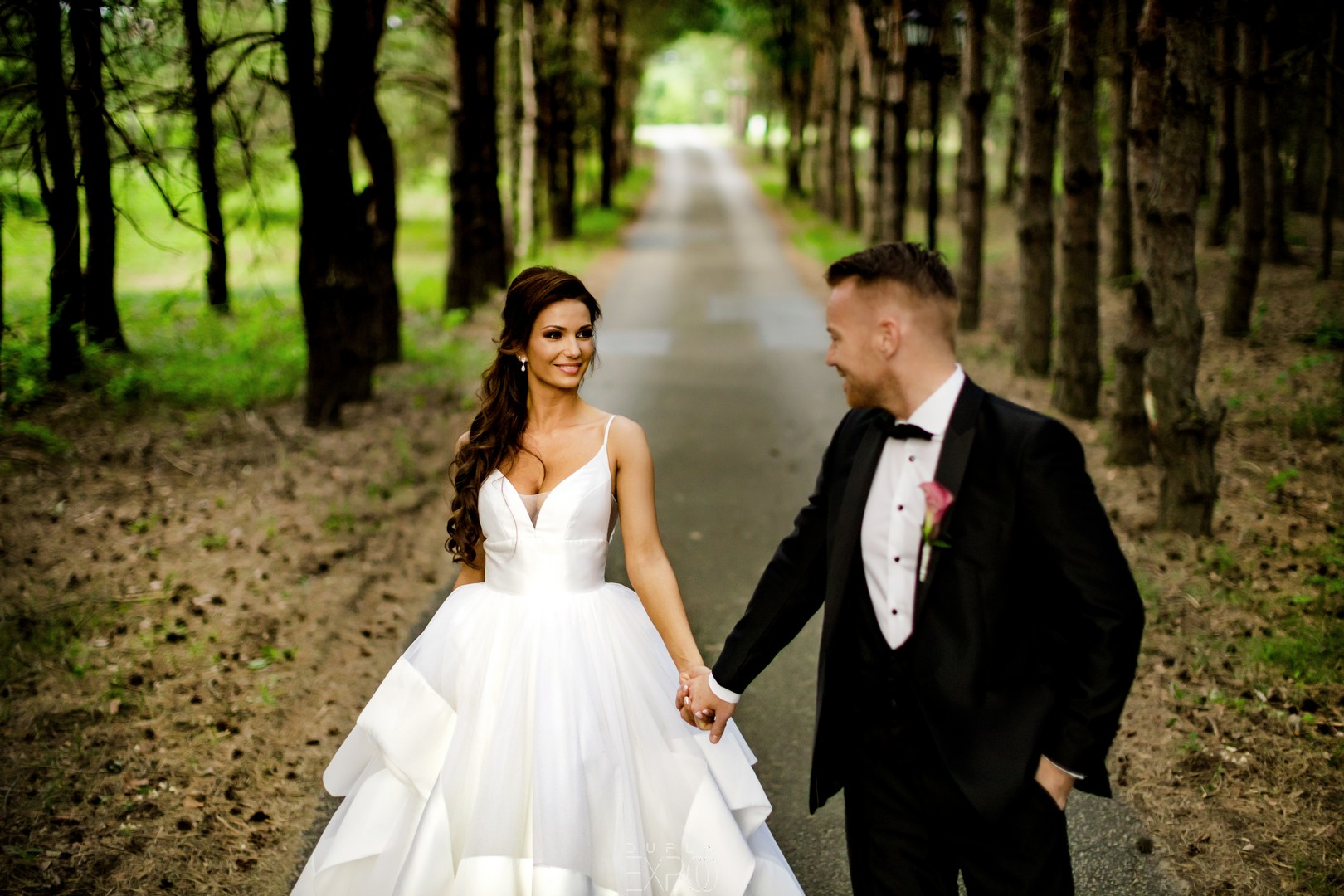 Esküvő a Bodrogi Kúriában